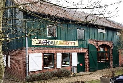 Die Jugendkulturwerkstatt in Suchsdorf
