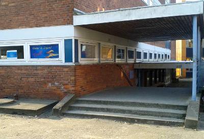 In der Grundschule Holtenau: der Jugendtreff