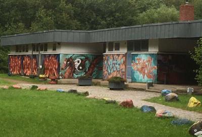 Der Jugendtreff Kiste in Mettenhof