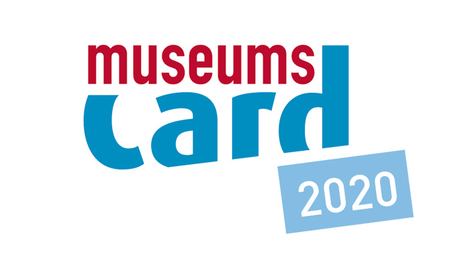 Logo Museumscard 2020
