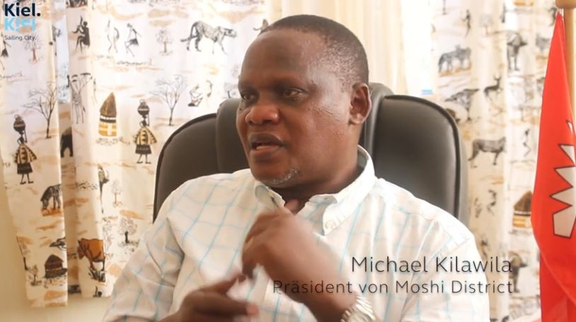 Interview Michael Kilawila